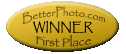 BetterPhoto.com Photo Contest FIRST PLACE Winner